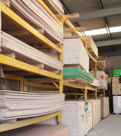 A large selection of Sheet Timber available from Green and Son Lingdale