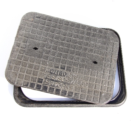 Light Duty Cast Iron Manhole Cover and Frame available from Green & Son