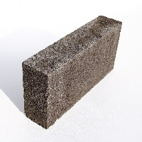 100mm 7.0n Concrete Walling Block avaolable from Green & Son
