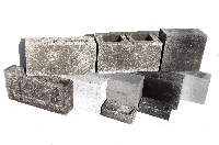 Hollow Blocks, Walling Blocks and Trench Block available from Green & son