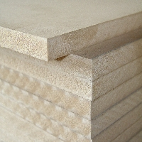 Medium Density Fibre Board (MDF)