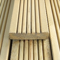 At Green & Son you will find everything that you need for your decking project.