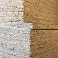 Oranated Strand Board (OSB )
