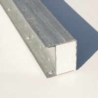 Galvanised Insulated 100mm box lintel