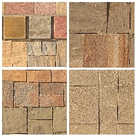 Green & Son are suppliers or Marshall, Oakdale and Natural paving systems