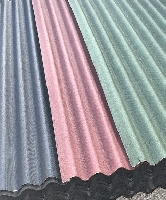 Coroline Corrugated Bitumen Sheets