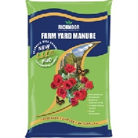Richmoor Farm Yard Manure available from Green and Son