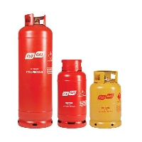 Propane and Butane Bottled Gas
