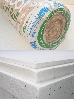 At Green & Son we stock a range of insulation products