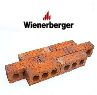 Green & Son stock and supply Wienerberger bricks.