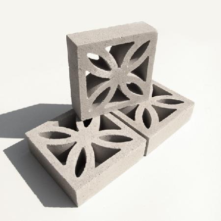 Decorative screen blocks uk for Decorative block wall designs