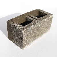 215mm Concrete Hollow Walling Block available from Green & Son