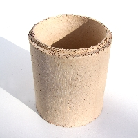 185mm diameter Straight clay flueliner available from Green & Son