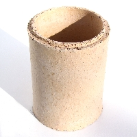 225mm Straight clay flueliner available from Green & Son