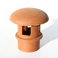 Small Mushroom Push-In Hood available from Green & Son
