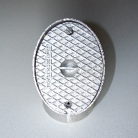 Aluminium Rodding Spigott available from Green & Son
