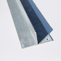 Galvanised 200mm solid wall T lintel
