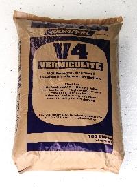 Vermiculite loose fill insulation