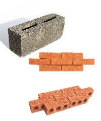 A wide range of Bricks and Blocks available at Green & Son