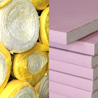 Insulation Drylining and Plastering available from Green & Son