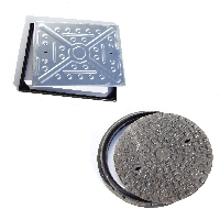 Heavy duty and light duty Manhole Covers and Frames available at Green & Son